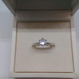 府中店收購鑽石30分50分1克拉