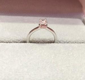 GIA 0.26ct鑽石