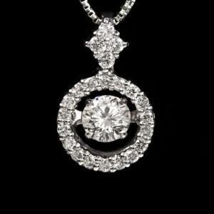 DIAMOND鑽石項鍊鑽石戒指 鑽石保養 清潔