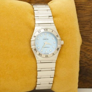 OmegaConstellation星座系列腕錶