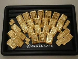 PAMP金條黃金強力收購