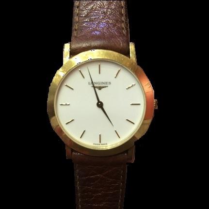 浪琴Longines手錶收購石英機械