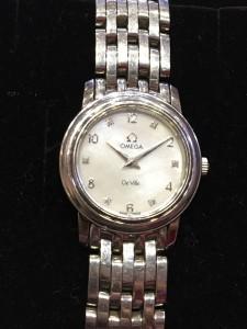 OMEGA石英錶收購