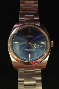 ROLEX勞力士OYSTER PERPETUAL
