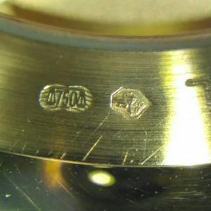 K金錶純度標記