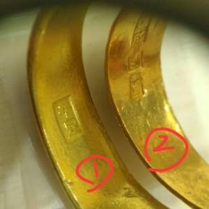 黃金比較1