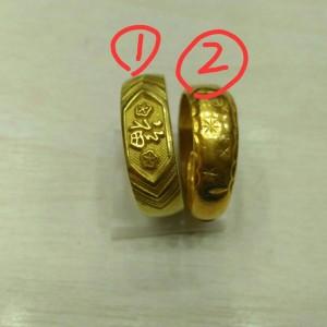黃金比較2