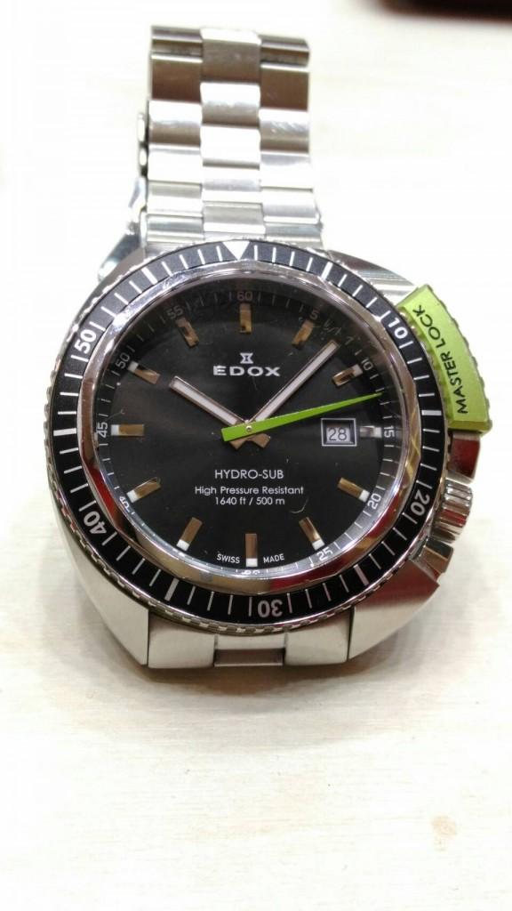 EDOX伊度機械錶收購