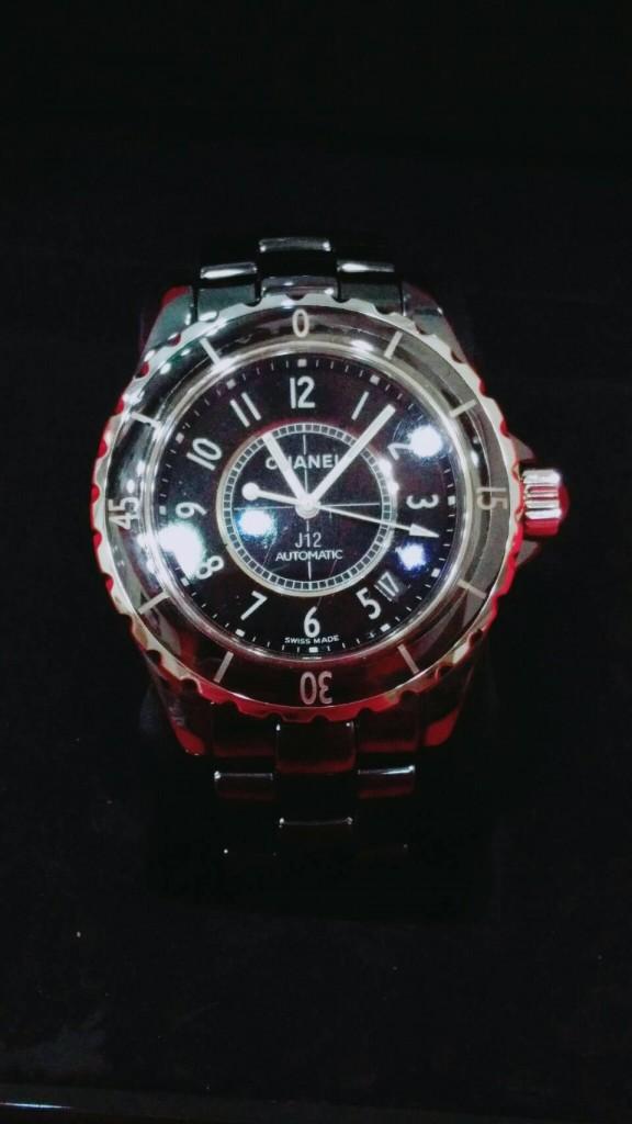 CHANEL J12機械腕錶收購