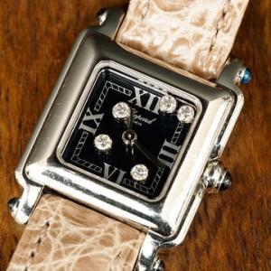 蕭邦Chopard腕錶 HAPPY SPORT系列收購