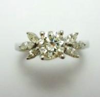57分鑽石戒指收購