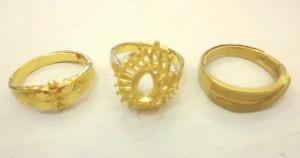 黃金寶石戒指回收