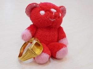 黃金戒指回收