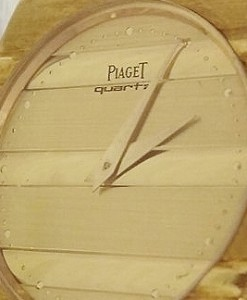 Piaget伯爵全金腕錶回收