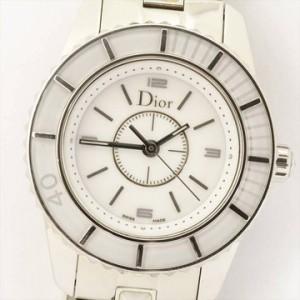 DIOR迪奧 CHRISTAL CD112112腕錶回收