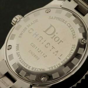 DIOR迪奧 CHRISTAL CD112112腕錶收購
