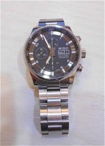 美度錶收購