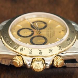 Rolex Daytona K金不鏽鋼16523 腕錶回收