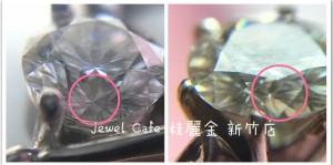 鑽石和摩星鑽的區別方法大公開 JEWEL CAFE