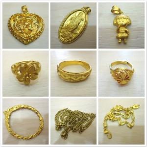 過年掃除大豐收,快來桂麗瑩出售沒再配戴的飾金吧!