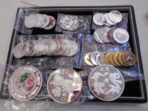 過年整理銀幣出售就到桂麗瑩新竹店