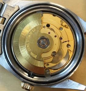 淺談真偽ROLEX機芯  勞力士腕錶回收
