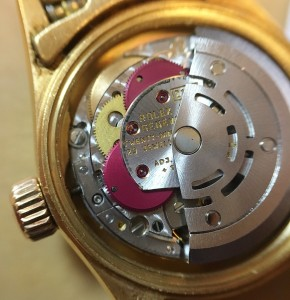 真偽Rolex勞力士機芯比較
