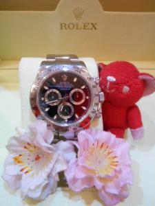 ROLEX DAYTONA 904L  116520 機械錶回收 桂麗瑩回收專門店