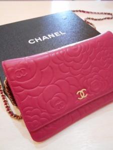 Chanel WOC 鑑定要點 回收分享~