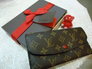 LOUIS VUITTON M41943 長夾回收