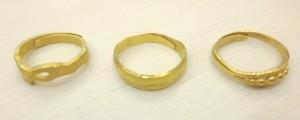 前男友送的戒指不戴了趕緊出售吧!出售黃金就找桂麗金!