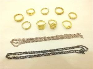 黃金和銀飾收購就找桂麗金