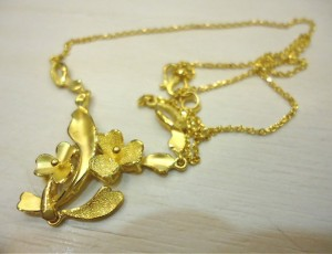 多餘的黃金飾品該怎麼處理呢?變現來找桂麗金吧