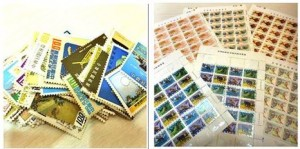 用不到又無法增值的郵票還要繼續放嗎?趕緊到桂麗金出售換現金吧!