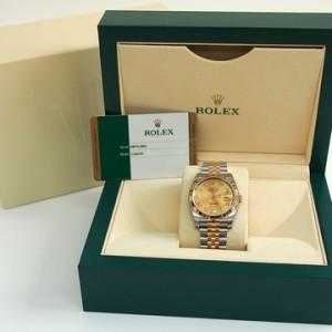 ROLEX勞力士116233半金腕錶 回收