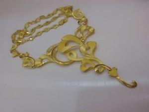 黃金項鍊回收 桂麗金新竹店