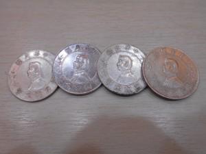 開國紀念幣回收就找桂麗金