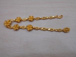 長輩給的黃金飾品閒置已久想出售就找桂麗金、銀飾品氧化變黑該怎麼辦呢?-2