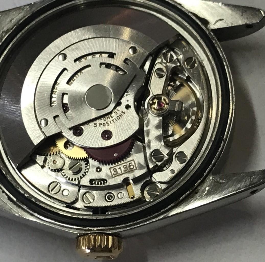Rolex 腕錶回收_3135機芯