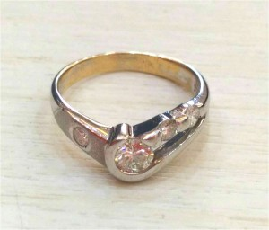 舊式車工克拉數小的鑽石擔心無人收購嗎?快來桂麗金免費鑑定換現金吧!