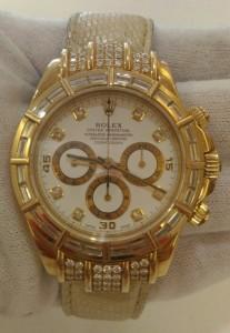 ROLEX DAYTONA 宇宙計時型16518系列腕錶 收購 JEWEL CAFE興隆店  (台北市文山區捷運萬芳醫院站)