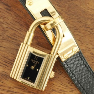 愛馬仕HERMES - Kelly Watch 鎖頭錶 - 收購