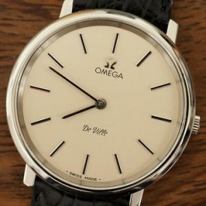 OMEGA - 碟飛系列 De Ville 名錶收購