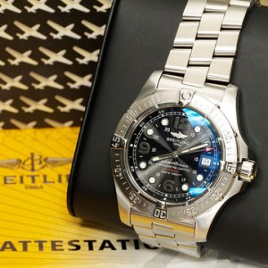 0901-BREITLING SuperOcesn 收購