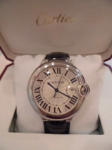 0911-Cartier卡地亞BALLON BLEU DE CARTIER經典藍氣球腕錶