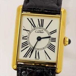 0914-卡地亞腕錶 Tank de Cartier系列-1