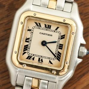 1001-卡地亞腕錶-Panthère de Cartier系列腕錶-美洲豹-1