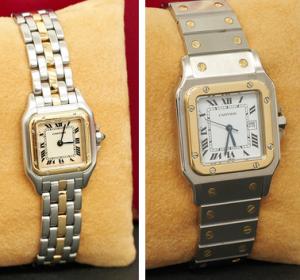1001-卡地亞腕錶-Panthère de Cartier系列腕錶-美洲豹-2