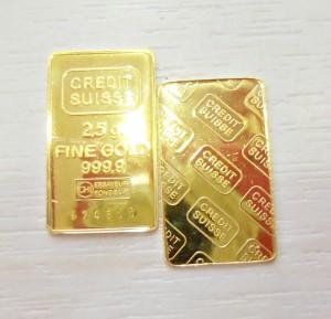 12.19-線上遊戲贏來的獎品-黃金條塊
