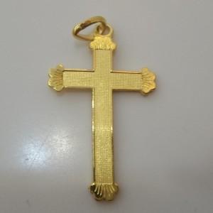 01.15黃金回收-十字架墜子-2